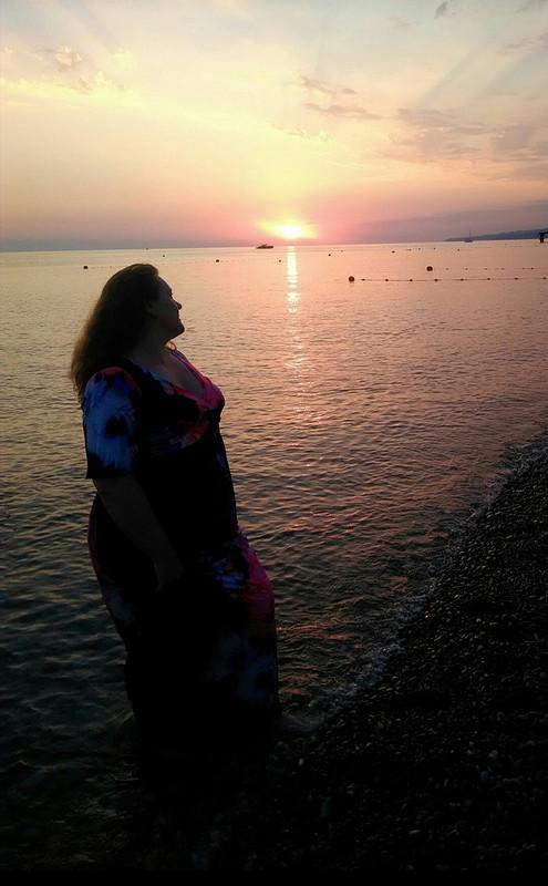 Второе платье потой же выкройке от Elena_ Egorova