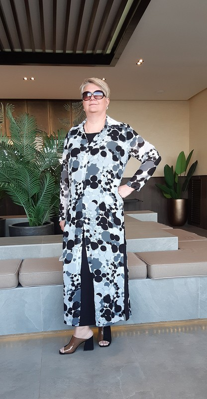 Платье-рубашка навыход от OtKati