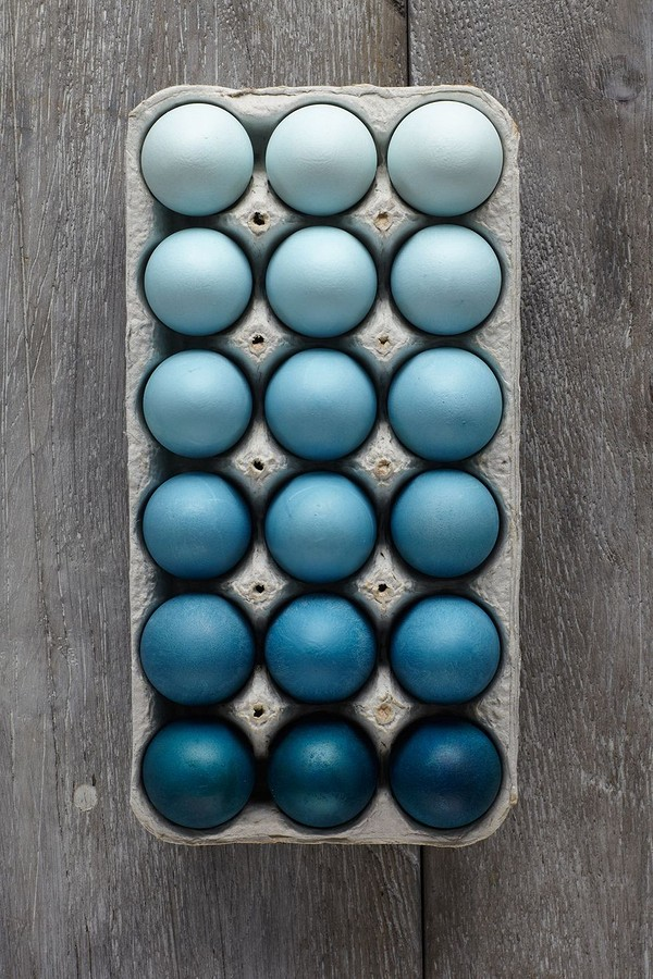 Как украсить яйца кПасхе: 10 необычных иэффектных идей