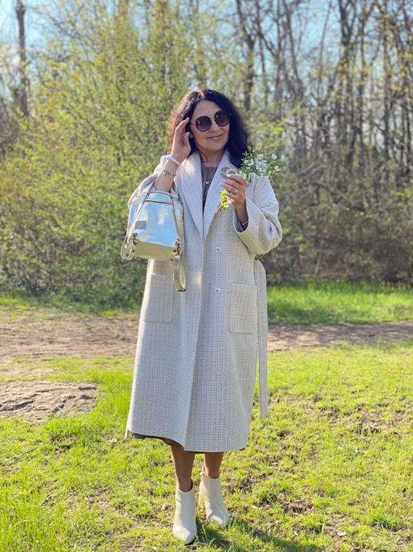 Пальто «НеШанель» от GalinaRodikova