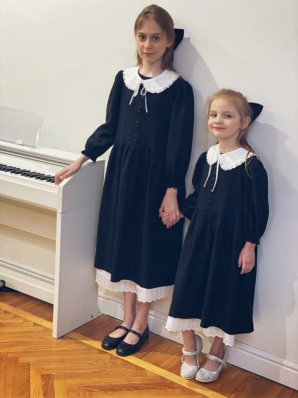 Платья гимназисток от GalinaRodikova