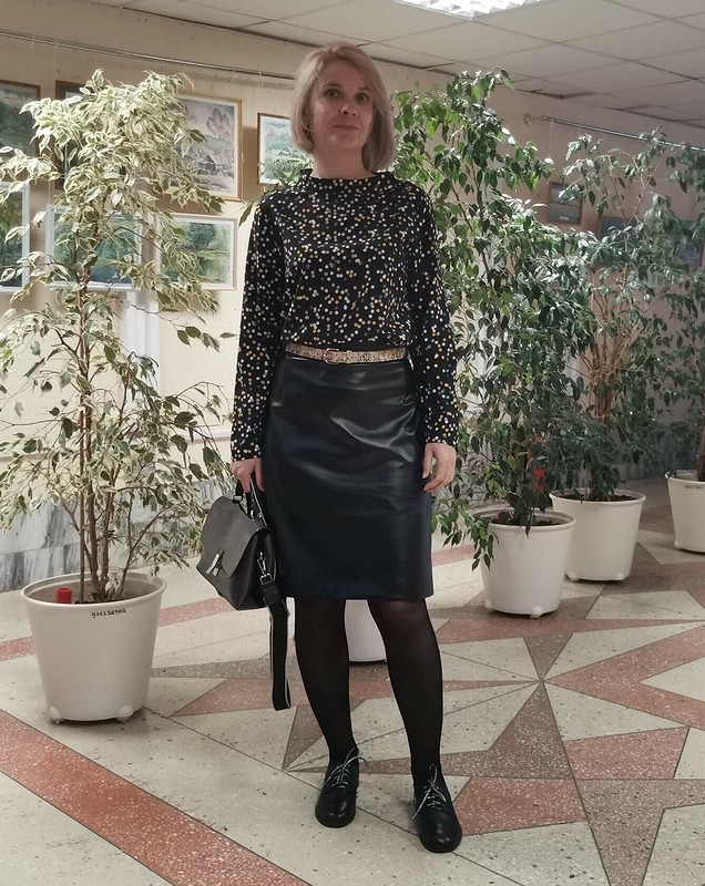 Блузка от larisa_krasnokamensk