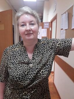 Работа с названием Юбочный костюм леопардовый