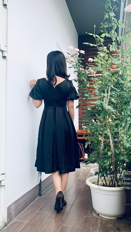 Платье «Charming look» от Binh Ngo