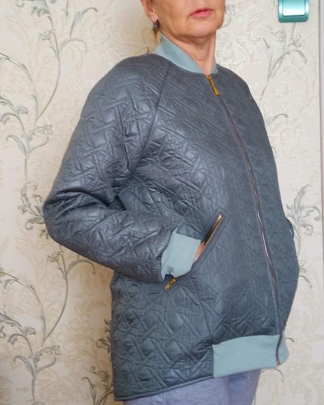 Курточка «Дочкино разочарование» от Ирина Романенко