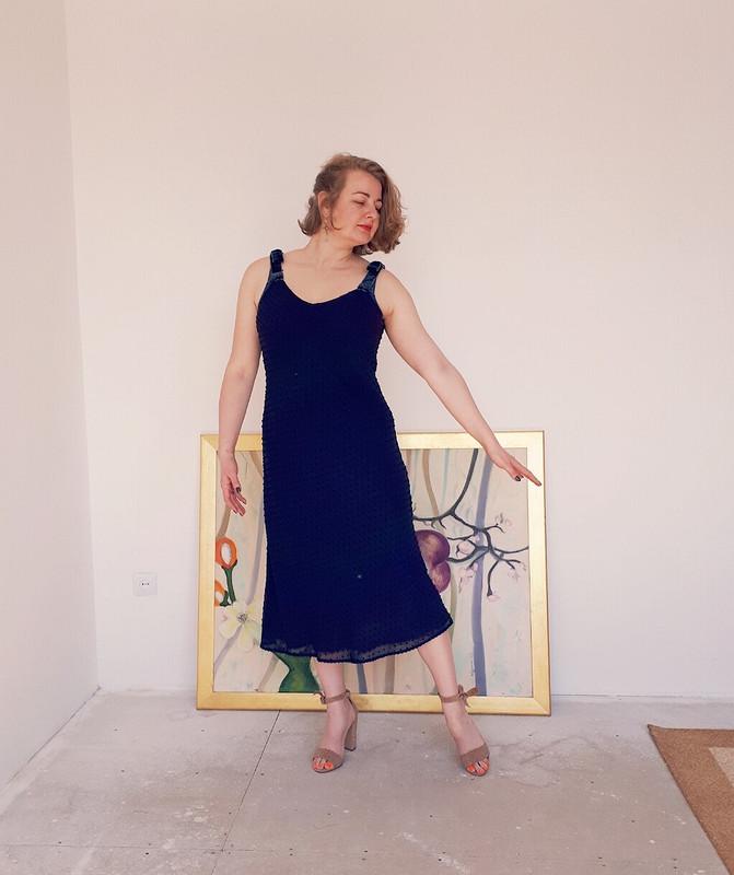 Платье длякормящей мамы от TanyushkaPavlova