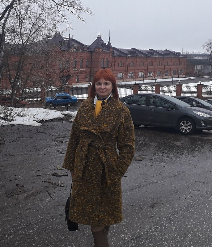 Пальто-мякушка) от OlgaTolstova_