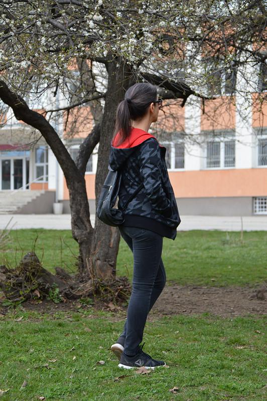 Kуртка вгусиные лапки от CarmelaBiscuit