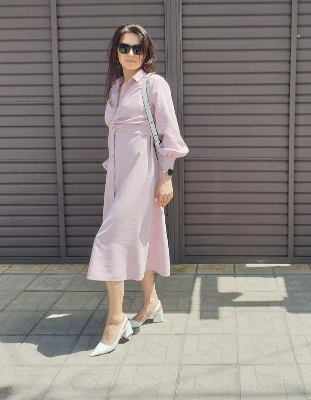 Платье «Моя нежная весна» от Netysya