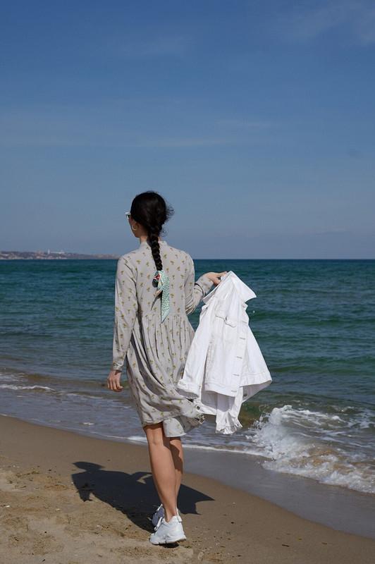 ♡Платье-рубашка♡ от Fibber