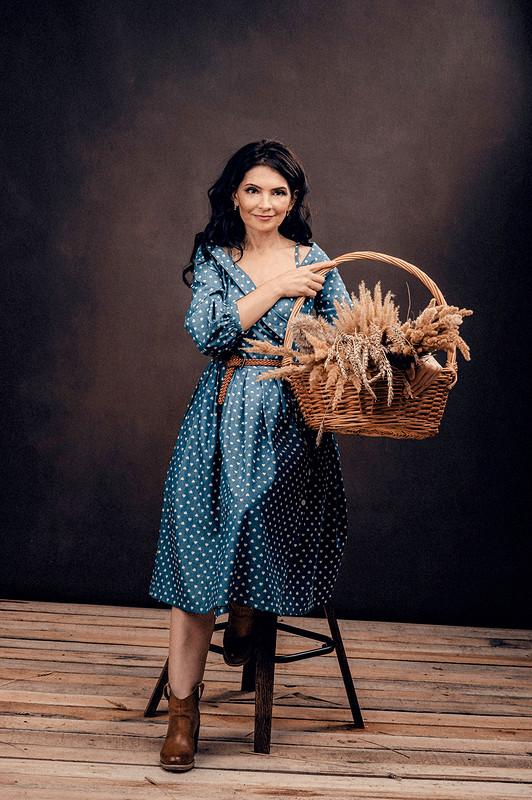 Классическое платье-рубашка вновой интерпретации от olegra