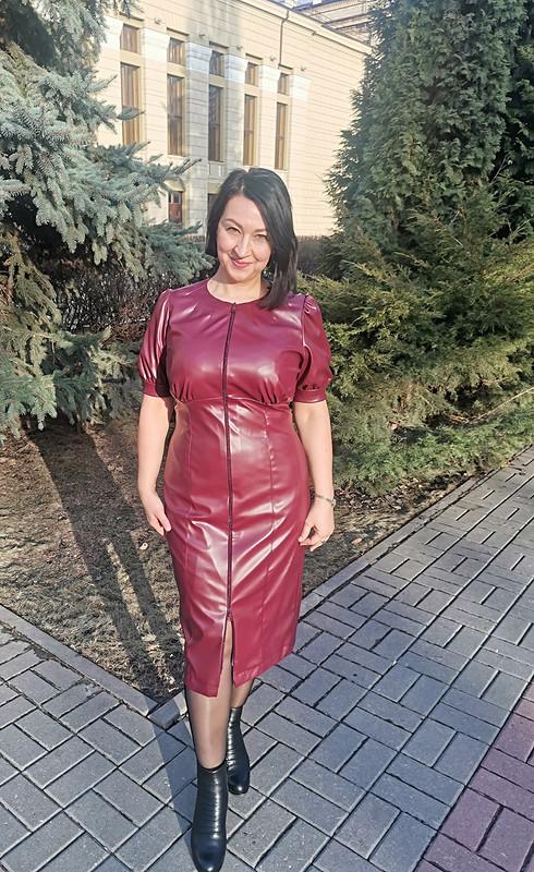 Платье «Двойной эксперимент» от Olga553