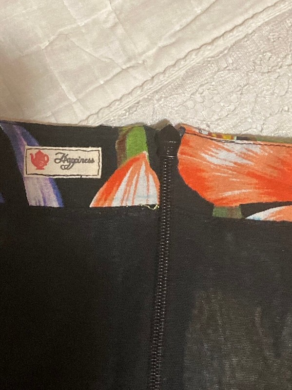 Платье «Ретро-ландыши» от Fern13