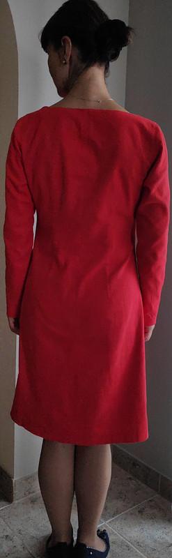 Платье иблузка, или Что можно сшить изфланели от Irros