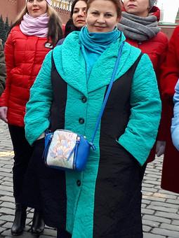 Работа с названием Духцветное пальто