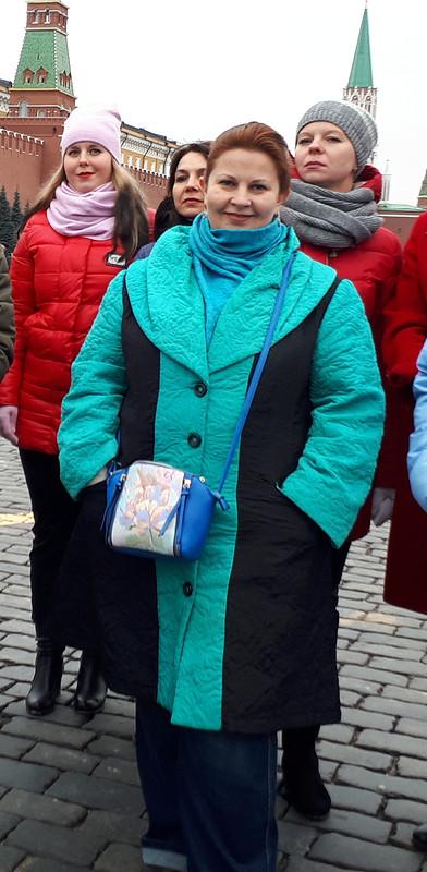 Духцветное пальто от Екатерина Долженко
