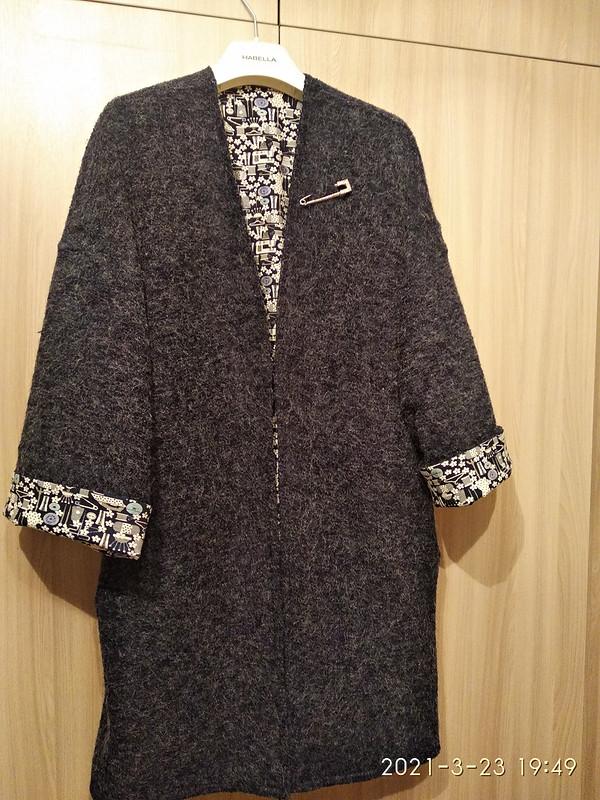 Кардиган или летнее пальто!!! от OlyaTychinina