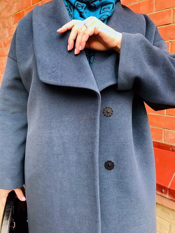 Пальто первое - пробное)) от elenakes
