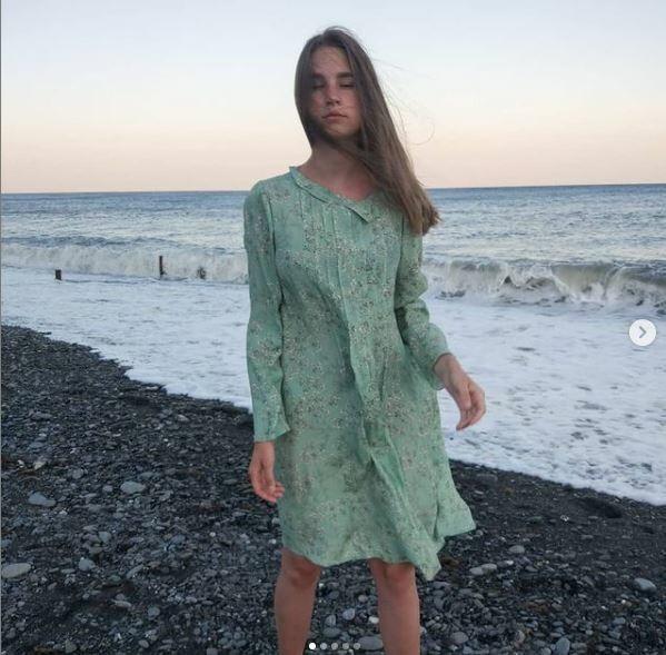 Платье «Веточки» от ElenaLiska