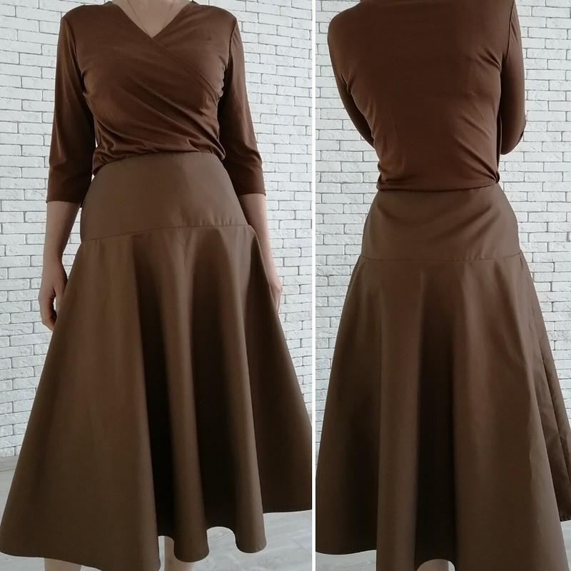 Платье «Шоколадка» от Sukharenko