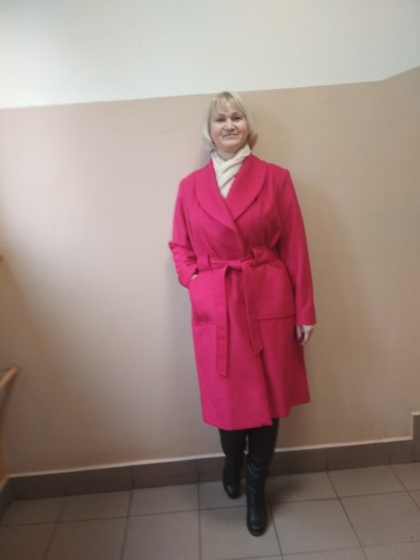 Весеннее пальто от Okssana2016