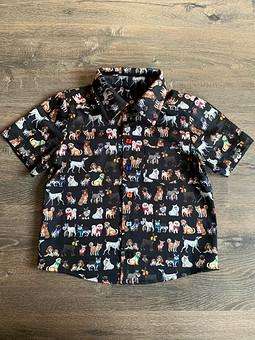 Работа с названием Рубашка для сына