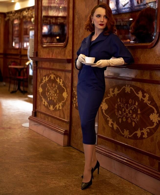 Платье ижакет от _irina__lazareva