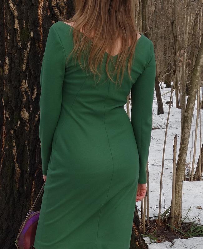 Платье изджерси от _Lelik