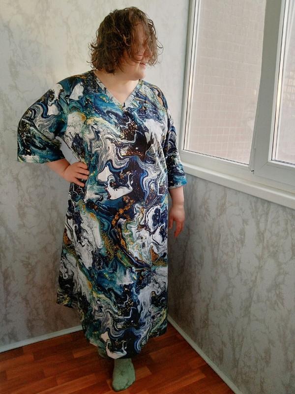 Блузка «Я - море» от Tatakri