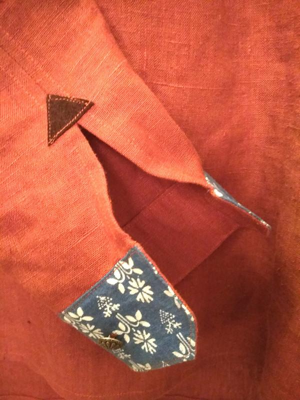 Рубаха врусском стиле от Tatakri