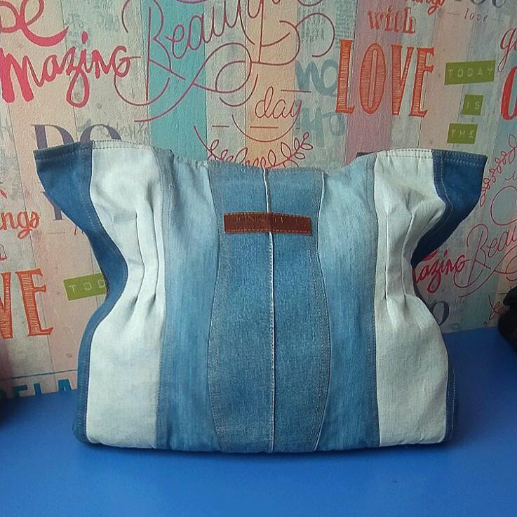 Джинсовая сумка «Вторая реинкарнация» от NataliSh