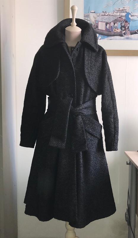 Пальто от Elena Komarova