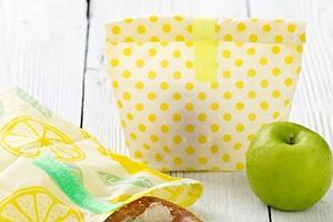 Вощеные мешочки для бутербродов своими руками