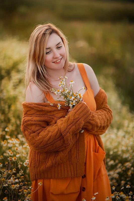 Солнечный сарафан от Ксения Огнева