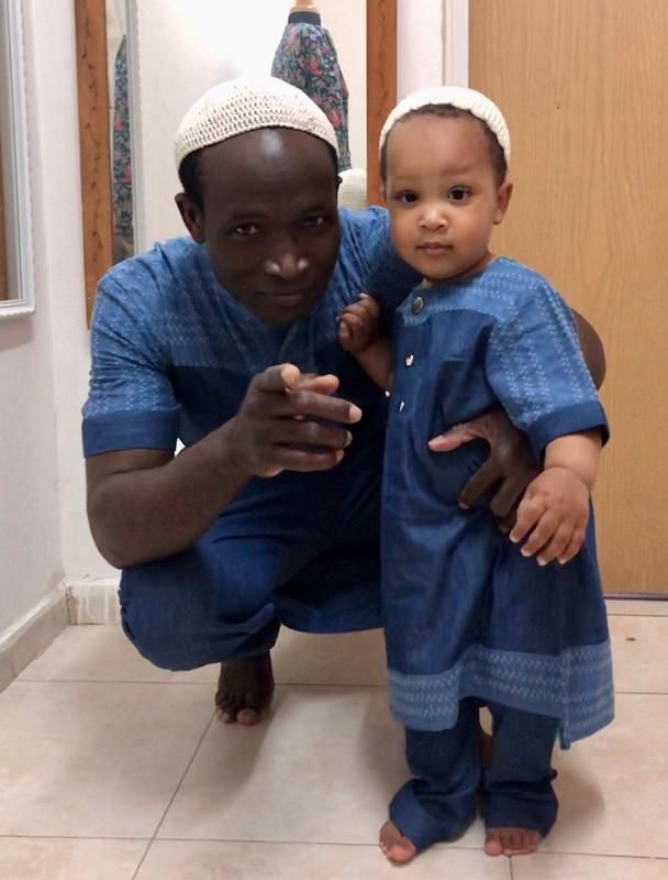 Рубашки-туники ибрюки «African male family image» от Myla