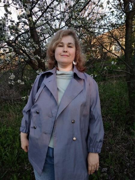 Куртка-тренч от Ирина Борисенко