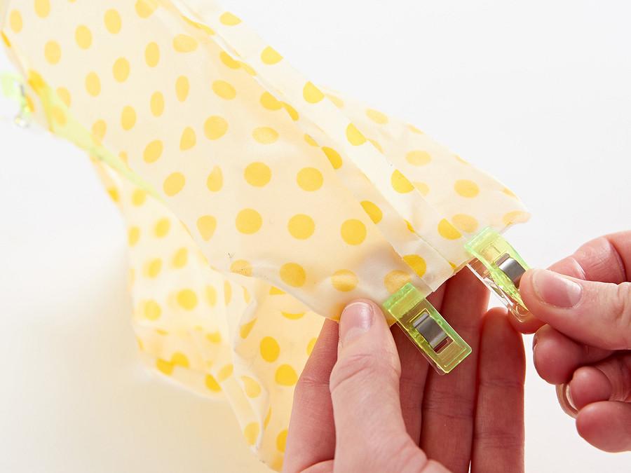 Вощеные мешочки длябутербродов своими руками
