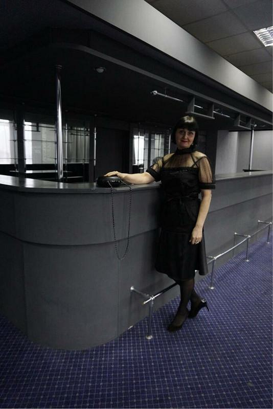 Юбка «Супер черный!!!» от Ольга Найкова