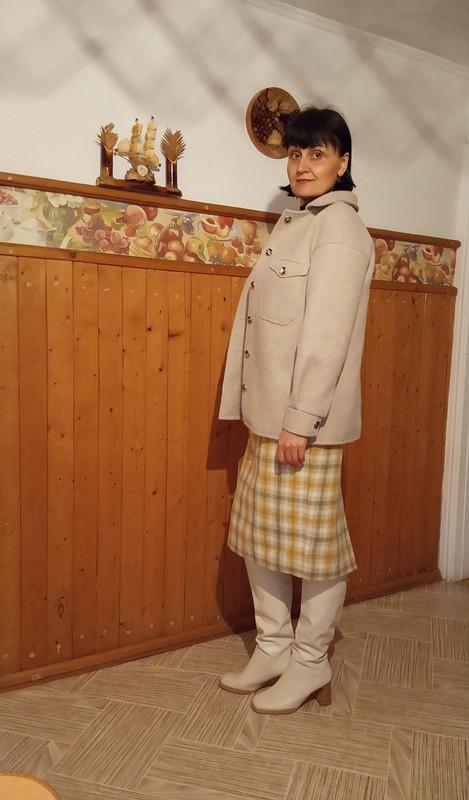 Оооочень теплая рубашка!!! от Ольга Найкова