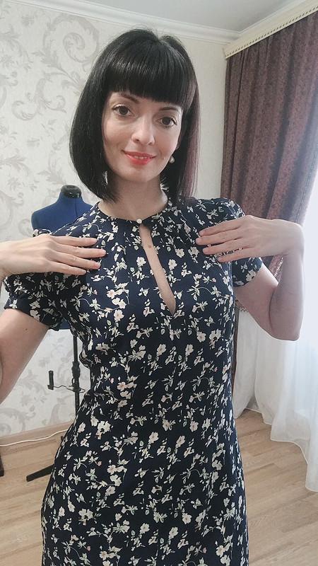 Платье «Сама женственность» от Наталия2505