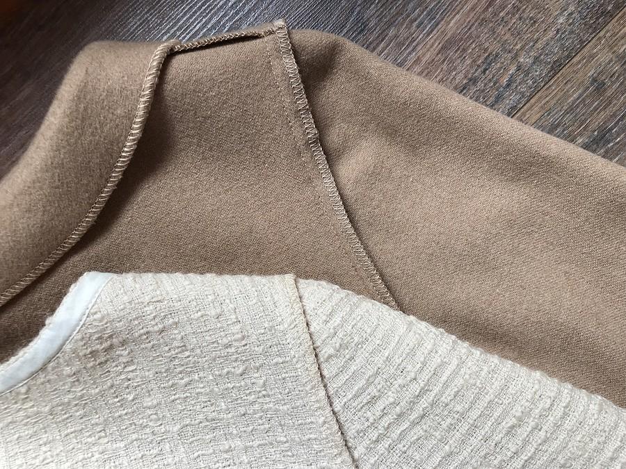 3 способа обработки припусков втачного рукава
