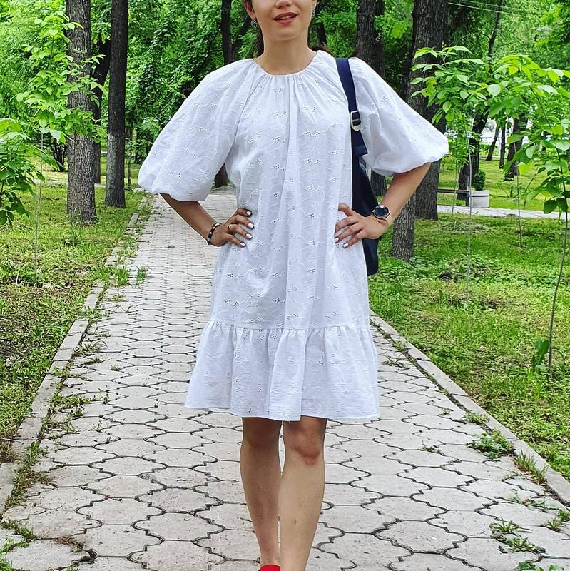 Платье встиле «неоромантики» от Netysya