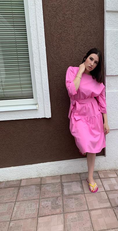 Платье «Весенняя свобода» от Дарья