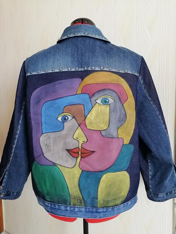 Джинсовая куртка от Sannier