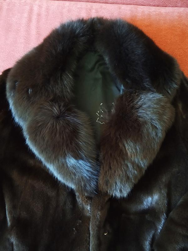 Меховая курточка автоледи «Идея дляпеределки» от Ольга Найкова