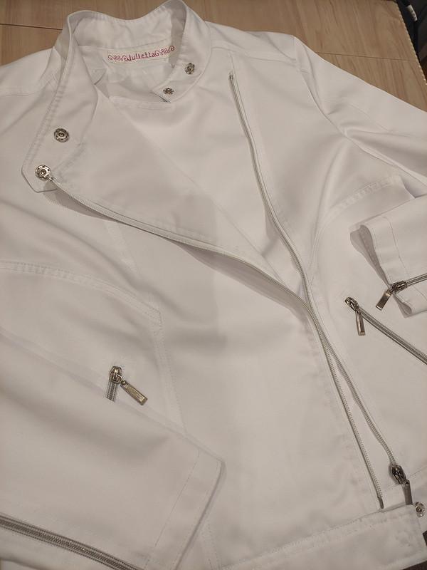 Куртка «Брутальный крой ичистый цвет» от JuliettaR