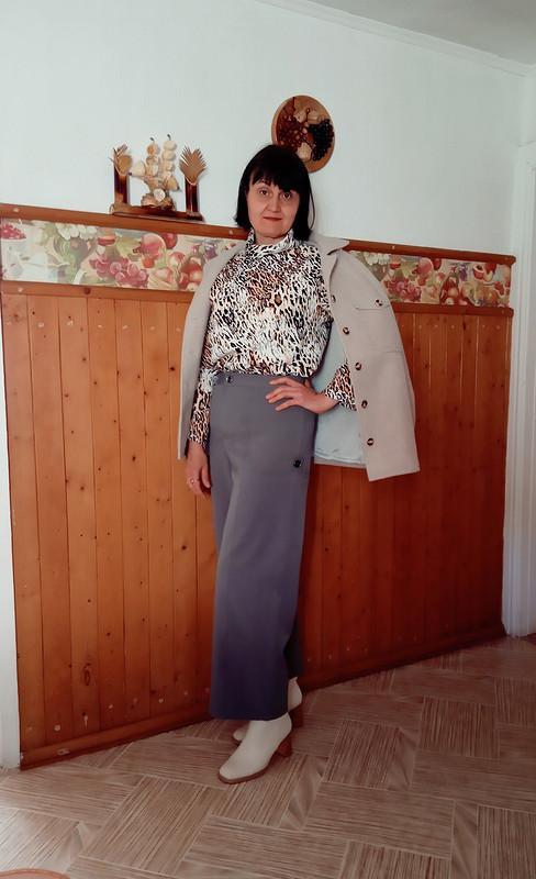Брюки карго вклассической капсуле от Ольга Найкова