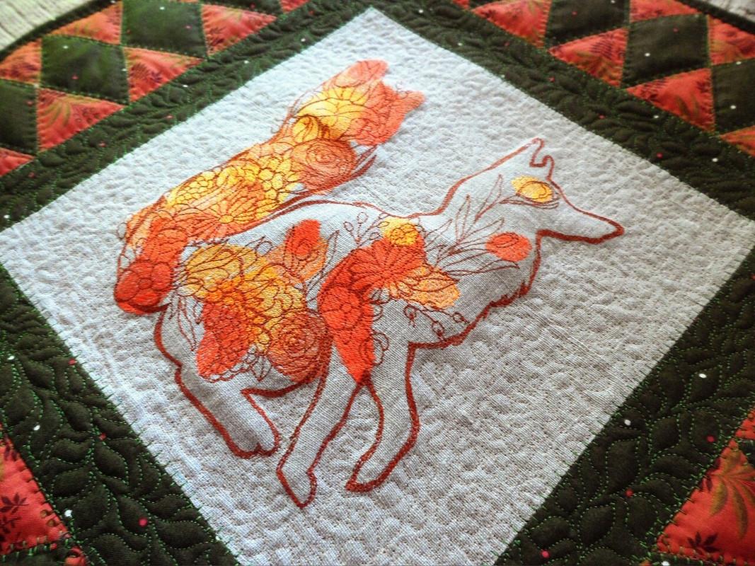 Декоративная подушка «Лесная Принцесса» от Тётушка Осока