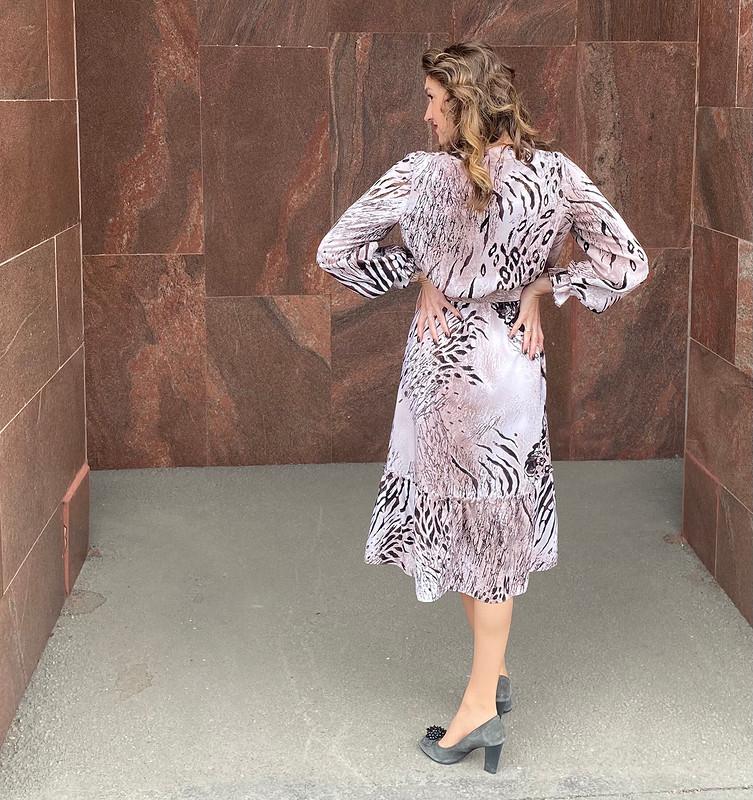 Платье надень рождения от asm.irina