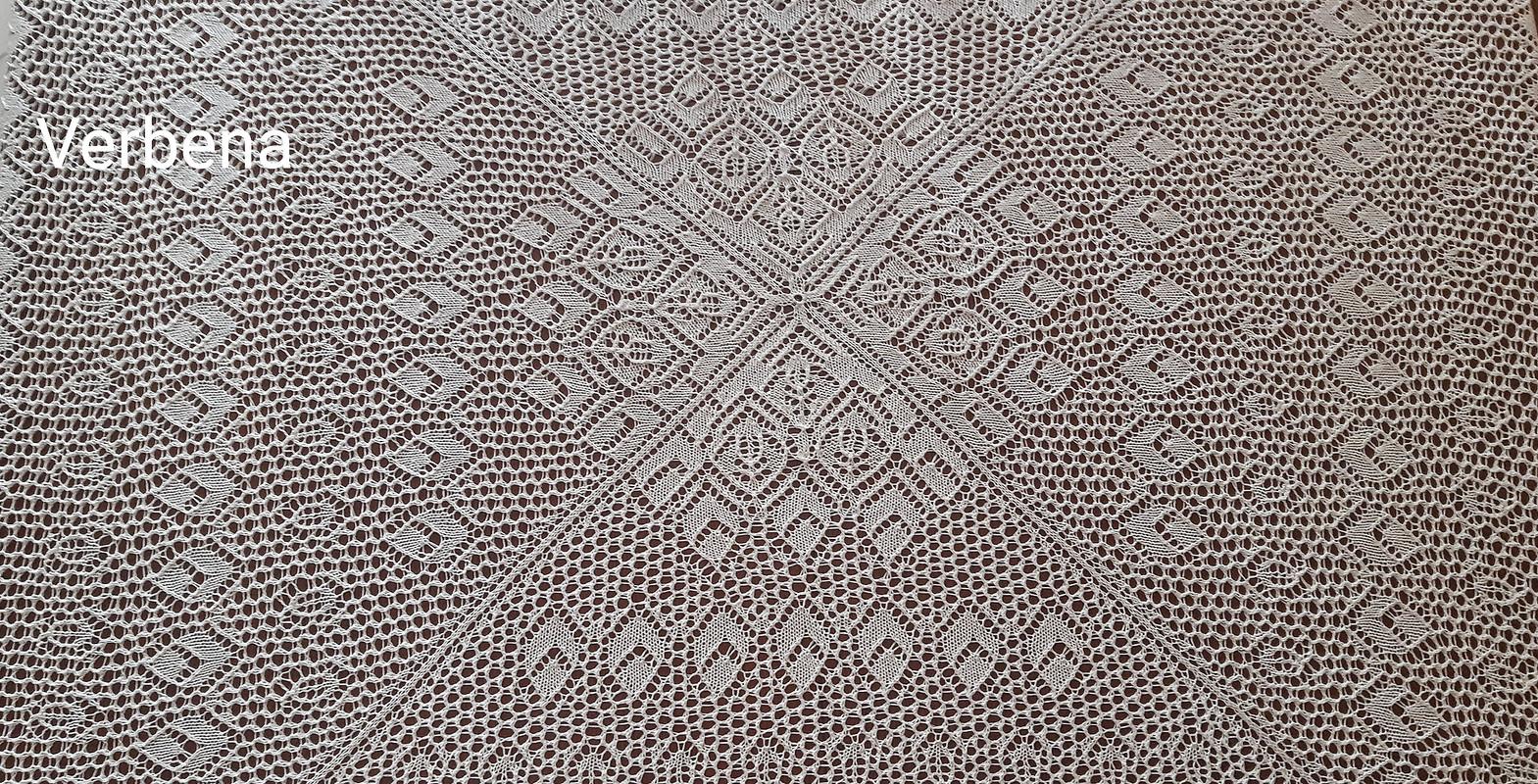 Прямоугольная скатерть «Тихая заводь» от Verbena